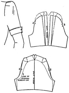 Sleeve Pattern