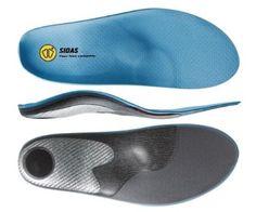 SIDAS シダス シューズインソール靴中敷き ゴルフ プラス Golf+ 201101 XS(22.0-23.0cm)