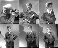 Tilda Swinton as 80s Bowie.  It's the hair.      Like, fuck. Come on, she's perfect.