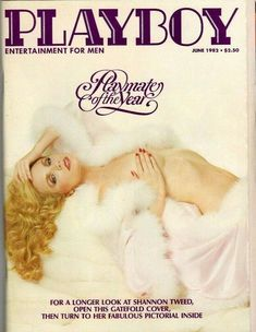 Shannon Tweed Playboy Magazine Cover 1982 - Playmate of the Year - Excellent Condition - Legendary Issue Spine and paper are in good condition. One of the most popular Playboy issues of the Playboy Bunny, Playboy Playmates, Vintage Playmates, Top Models, Shannon Tweed, Magazine Wall, Magazine Covers, Capsule Wardrobe Work, Curvy Petite Fashion