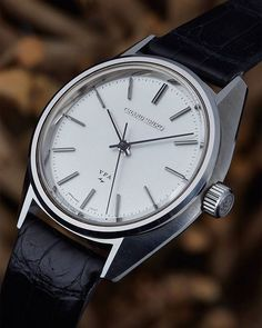 Grand Seiko 4580-7010 VFA. Watch Companies, Watch Brands, Seiko Watches, Vintage Watches, Quartz, King, Instagram Posts, Accessories, Antique Watches