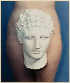 View Nude with sculpture head by Paul Outerbridge Jr. Browse upcoming and past auction lots by Paul Outerbridge Jr. Paul Outerbridge, History Of Photography, Color Photography, Modern Photography, Yucca, Sculpture Head, Jolie Photo, Art For Art Sake, Pagan