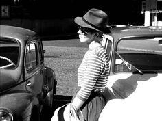 Jean Seberg Leaves Us Breathless — Filles+Garçons