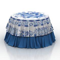 Download 3D Tablecloth