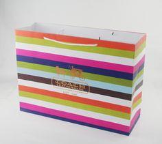 Wholesale gift bag gift bag paper shopping bags MIUMIU brand gif