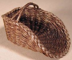Zara Thomson Ribeaud Miniature Basketry