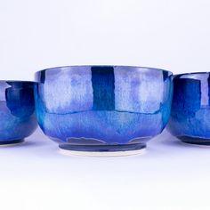 Sapphire Float over Obsidian Glazes For Pottery, Pottery Mugs, Ceramic Pottery, Pottery Art, Pottery Ideas, Glazing Techniques, Pottery Techniques, Glass Ceramic, Ceramic Art