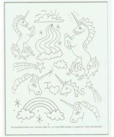 purl soho | products | item | unicorn believer (sublime stitching)