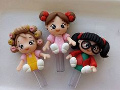Creative Crafts, Diy And Crafts, Arts And Crafts, How To Make Clay, Clay Mugs, Pencil Toppers, Cute Clay, Clay Food, Polymer Clay Pendant