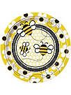 Bumble Bee Luncheon Plates (8 Pack) $2.40 Our Price: $1.60