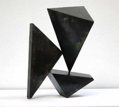 Black - sculpture - Ilse Fehling