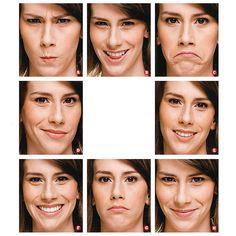 Dinâmicas para Expressão Facial