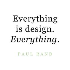 What he said. . . #websiteworkshop #squarespace #copy #copywriting #design #branding #wellness #nutrition #natural #nourish #health #healthy #cleaneating #organic #coach #blog #creativelife #melbourne #lifestyle #living #paulrand #quote #quality