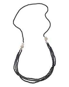 Magnetic Multi-way Fasten Bead Necklace | Simply Be