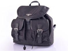 Prada bags and Prada handbags Prada Black Backpacks 329