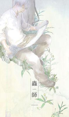 Ginko (ギンコ)  anime: Mushishi (蟲師 )