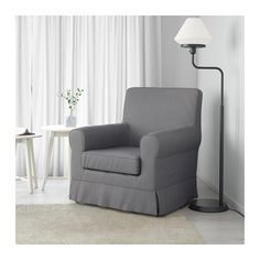 JENNYLUND Chair cover Videslund multicolor | Pinterest | Armchairs Room and Living rooms  sc 1 st  Pinterest & JENNYLUND Chair cover Videslund multicolor | Pinterest | Armchairs ...