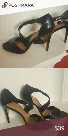 Sandals friday sale $29 still on sale Heels all leather new.   [J Vincent] Shoes Heels