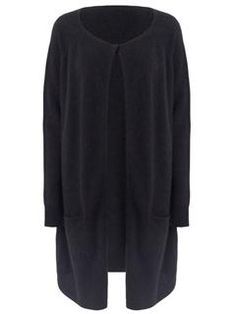 ACNE STUDIOS raya short mohair cardigan dusty blue kimono loose knit sweater M