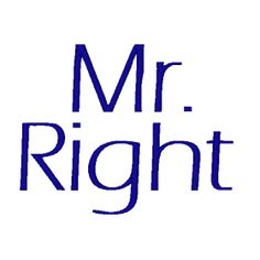 Designs :: Occasions :: Wedding :: Mr and Mrs Right