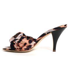 Penelope Slide - Brown  Boutique 9