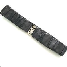 I just discovered this while shopping on Poshmark: Elastic Belt with Rhinestones. Check it out! Price: $7 Size: OS