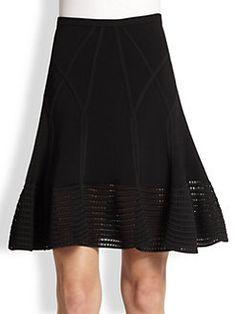 Diane von Furstenberg - Samara Fit & Flare Skirt
