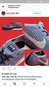 ef0f36af3164 KeanNike · Nike Flyknit Racer