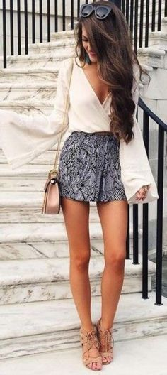 23cac44ef44 50 Most Popular Summer and Spring Outfits Ideas 2017