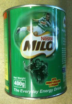 Milo - The official Kilimanjaro drink :-)