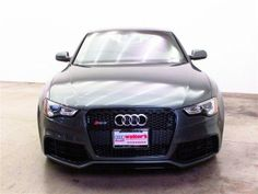 2014 Audi RS5 quattro AWD quattro 2dr Coupe Coupe 2 Doors Gray for sale in Riverside, CA Source: http://www.usedcarsgroup.com/used-audi-rs_5-for-sale