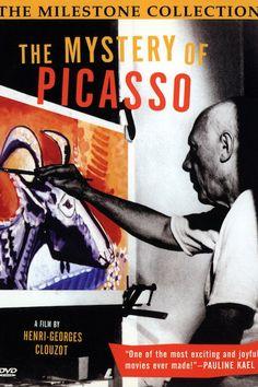 Le Mystère Picasso (1956) Photo: gstatic.com