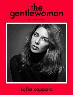 Gentlewoman style - Sofia Coppola