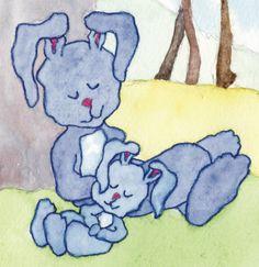 Restful Sleep: Three Suggestions for Sleeping Easy (er)ish[ly]… Bunny Style