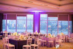 #receptiondecor @sonestaboston #weddingphotography @sonestaboston