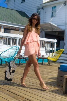 IN THE HAMPTONS WITH REVOLVE