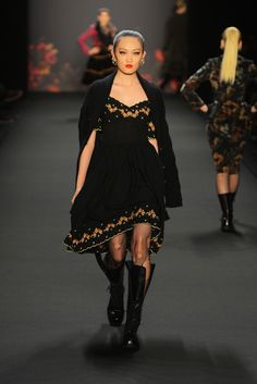 Lena Hoschek Fall 2013 Ready-to-Wear