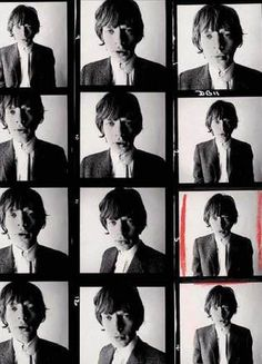 David Bailey (Mick Jagger)