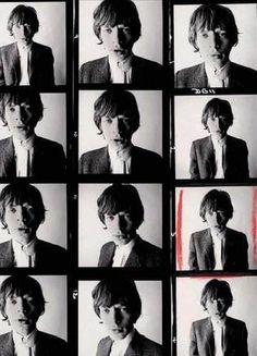 David Bailey (Mick Jagger)
