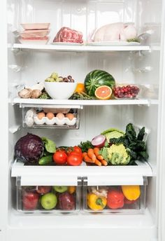 Clean Eating Shopping List http://www.changeinseconds.com/clean-eating-grocery-list/ #cleaneating