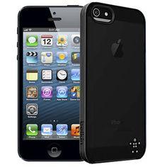 BELKIN BLACKTOP CASE FOR IPHONE 5. $18.00