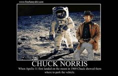 Chuck Norris is a legend amongst men. Thats why he is apparently capable of all of the below. Some of these are ridiculous. Here are 22 hilarious Chuck Norris
