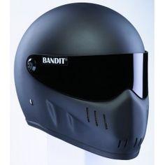 BANDIT XXR negro mate