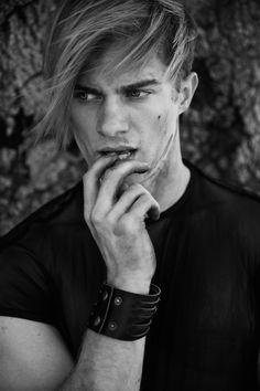 Seth. Published in Adon Magazine Wardrobe + Styling: Kim Brooks Photographer: Andrew Parsons Model: Seth Kuhlmann (DT Model Managment)