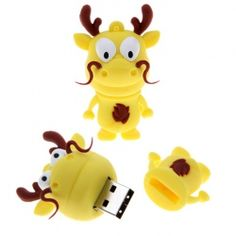 Chinese dragon flash drive