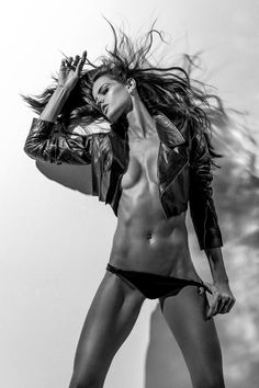 Izabel Goulart by Zee Nunes Photography. GQ Brasil