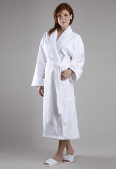 Our full-length Turkish towel robe is made from thick d20dc950b