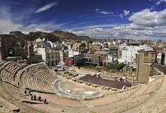 Teatro romano #cartagena