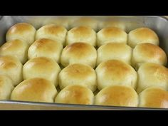 How To Make Bread rolls - Chef Lola's Kitchen - YouTube