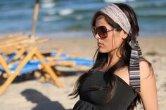 Emily Kai designer headbands are classy and sophisticated!